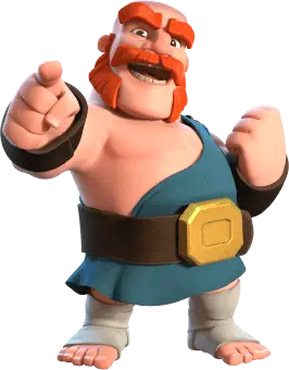 Clash of Clan's Strongman